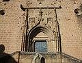 Església de sant Bertomeu de Xàbia, porta de les escaletes.JPG