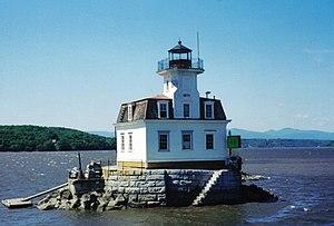 Esopus, New York - The Esopus Meadows Lighthouse