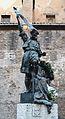 Estàtua de Vicent Doménech el Palleter, València.JPG