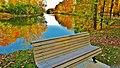 Est ce un banc de réflexion...^ Is it a reflection banch... - panoramio.jpg
