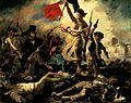 Eugène Delacroix, La liberté guidant le peuple.jpg