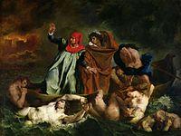 Eugène Delacroix - The Barque of Dante.jpg