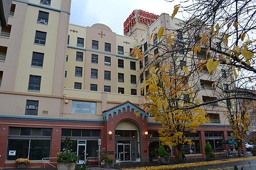Eugene Hotel (Eugene, Oregon)