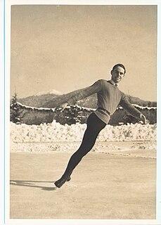Eugene Turner American figure skater