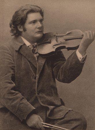 Eugène Ysaÿe - Eugène Ysaÿe