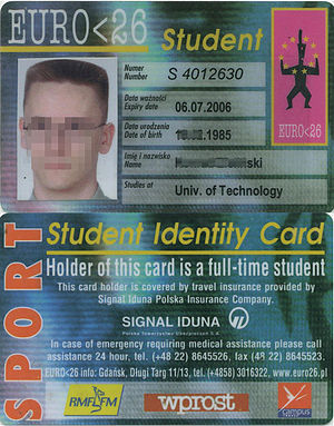 Price discrimination - Student discounts, which participating businesses offer to individuals enrolled as full-time postsecondary students and who possess valid student identification (like this student discount card), are a common example of price discrimination.