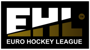 Euro Hockey League - Image: Euro Hockey League Logo
