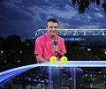 Eurosport Studio Australian Open 2014 001.jpg