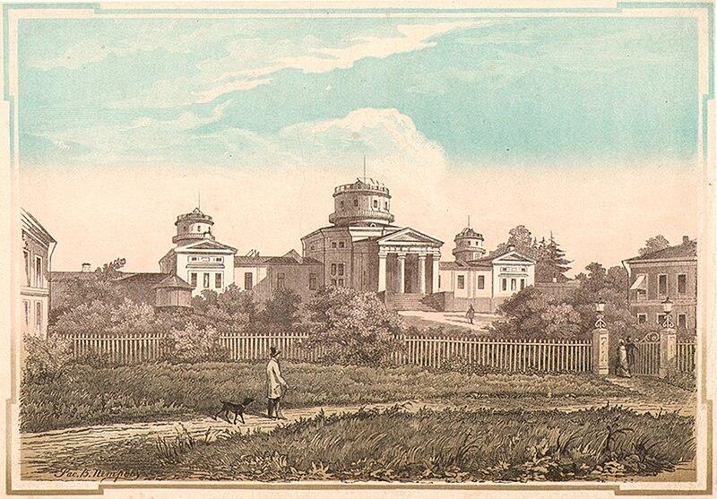 File:Ev. Bernardsky. Pulkovo Observatory in 1855.jpg