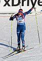 Eva Puskarčíková at Biathlon WC 2015 Nové Město.jpg