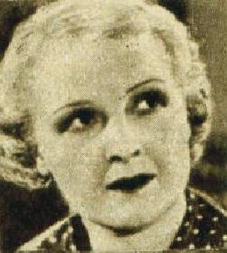 Eve Gray - Gray in 1938
