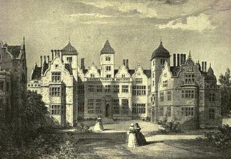 Allen Edward Everitt - Aston Hall nr. Birmingham