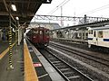 "Express train ""Isaburo-Shimpei"" leaving Yatsushiro Station.jpg"