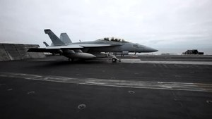 File:F-18 taking off from Nimitz (Video).ogv