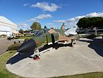 F-4C Phantom II, Museo del Aire, Madrid, España, 2016 06.jpg