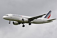F-GKXZ - A320 - Not Available