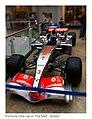 F1 Car at The Mall - Bristol (6886370541).jpg