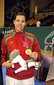 FATIMA ZAHRAE NOUASSE KARATE Pan Arab Games.jpg