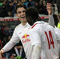 FC Salzburg gegen Paris St. Germain ( Youth League-21. Februar 2017) 14.jpg