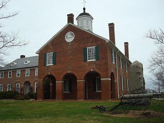 Historic Fairfax County Courthouse