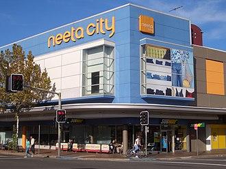 Fairfield, New South Wales - Image: Fairfield Neeta City