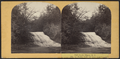 Fall Creek, Ithaca, N.Y. (4th, or Rocky Fall, 60 feet high.), by Burritt, Joseph C. (Joseph Curtiss), 1817-1889.png