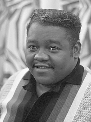 Fats Domino - Domino in 1962