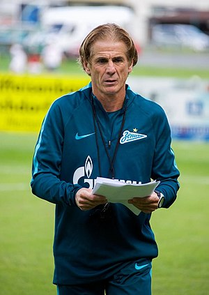 Fausto Salsano - Fausto Salsano with Zenit