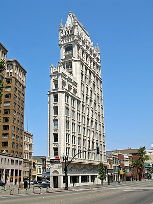 Cathedral Building - Image: Federal Realty Building (Oakland, CA) 2