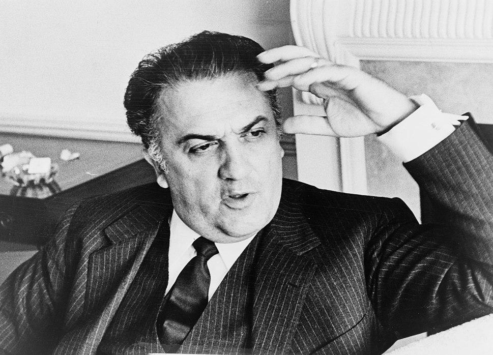 Federico Fellini NYWTS
