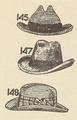 Fedora straw hats - Eaton's catalogue 1901.png