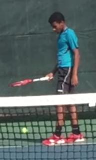 Félix Auger-Aliassime Canadian tennis player