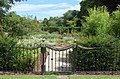 Fenced garden in Alexandra Park - geograph.org.uk - 882585.jpg