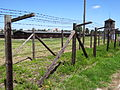 Fenceposts and Fencing - Majdanek Concentration Camp - Lublin - Poland - 02.jpg