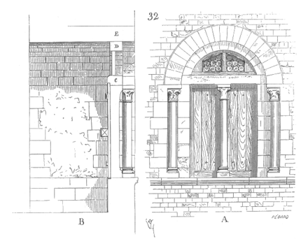 page viollet le duc dictionnaire raisonn de l architecture fran aise du xie au xvie si cle. Black Bedroom Furniture Sets. Home Design Ideas