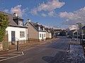 Fenwick Road B751 , Kilmaurs - geograph.org.uk - 1714280.jpg