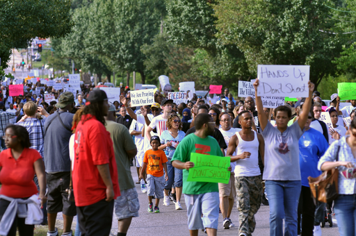 Ferguson, Day 4, Photo 26