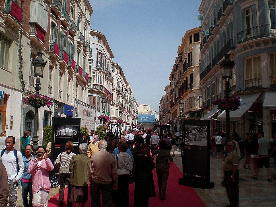 Rúa Marqués de Larios