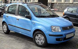 Fiat Panda (2003) - Wikipedia