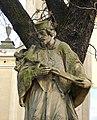 Figura św. Jan Nepomucena przy kościele pw. św. Maurycego we Wrocławiu.jpg
