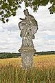 Figurenbildstock hl Johannes Nepomuk nördlich von Raabs.jpg