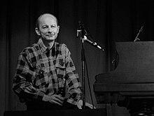 Filip Topol na koncertě v Loděnici v prosinci 2010
