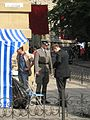 "Film set of ""Hitler Kaput!"" russian movie.JPG"
