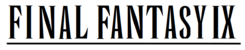 Final Fantasy IX wordmark.png