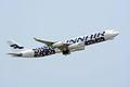Finnair, Airbus A340-300 OH-LQD 'Marimekko Unikko' NRT (26746827532).jpg