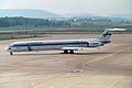 Finnair McDonnell Douglas MD-82 (DC-9-82) OH-LMP (25667001224).jpg