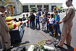 Firefighters spark student imaginations on flightline 120404-M-DU087-207.jpg