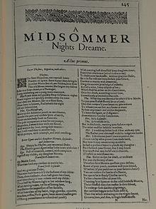 夢 夜 の の シェイクスピア 真夏