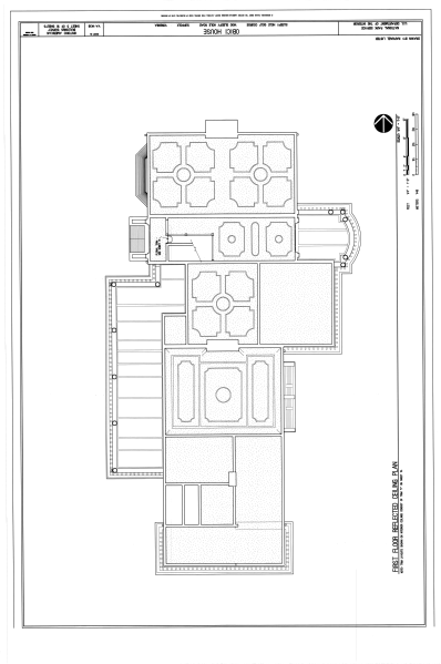 File:First Floor Reflected Ceiling Plan - Obici House, 1400 Sleepy ...