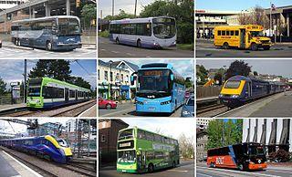 FirstGroup International transport group